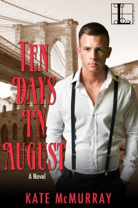 Ten Days in August Cover