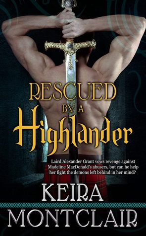 1st Book Rescued by the Highlander