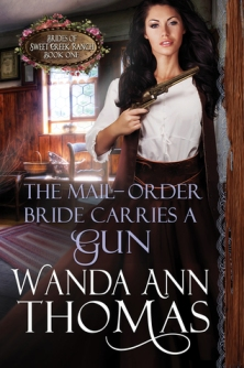 The Mail Order Bride Carries a Gun
