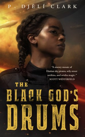 The Black God's Drums