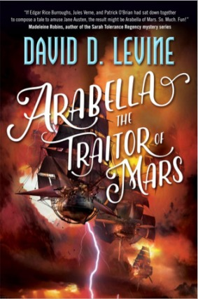 Arabella and the Traitor of Mars